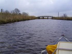 Brücke bei Aland...