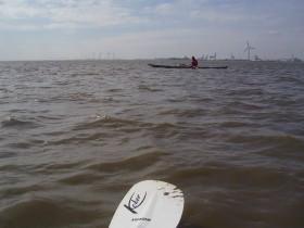 Windenergieanlagen bei Wybelsum