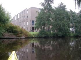 Studentenwohnheim...