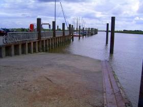 Petkum Hafen