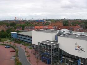 Blick vom Wasserturm - Emden