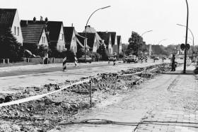 Harsweg, Hauptstraße 1982