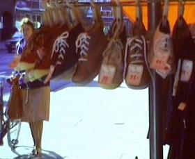 Schuhe (Polders?)