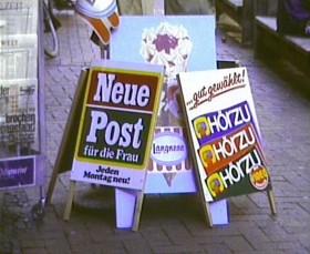 Kiosk Zwischen Beiden Sielen