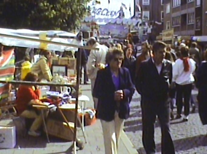 Neue alte Videos: Stadtfest Emden in den 80er Jahren und Winterimpressionen