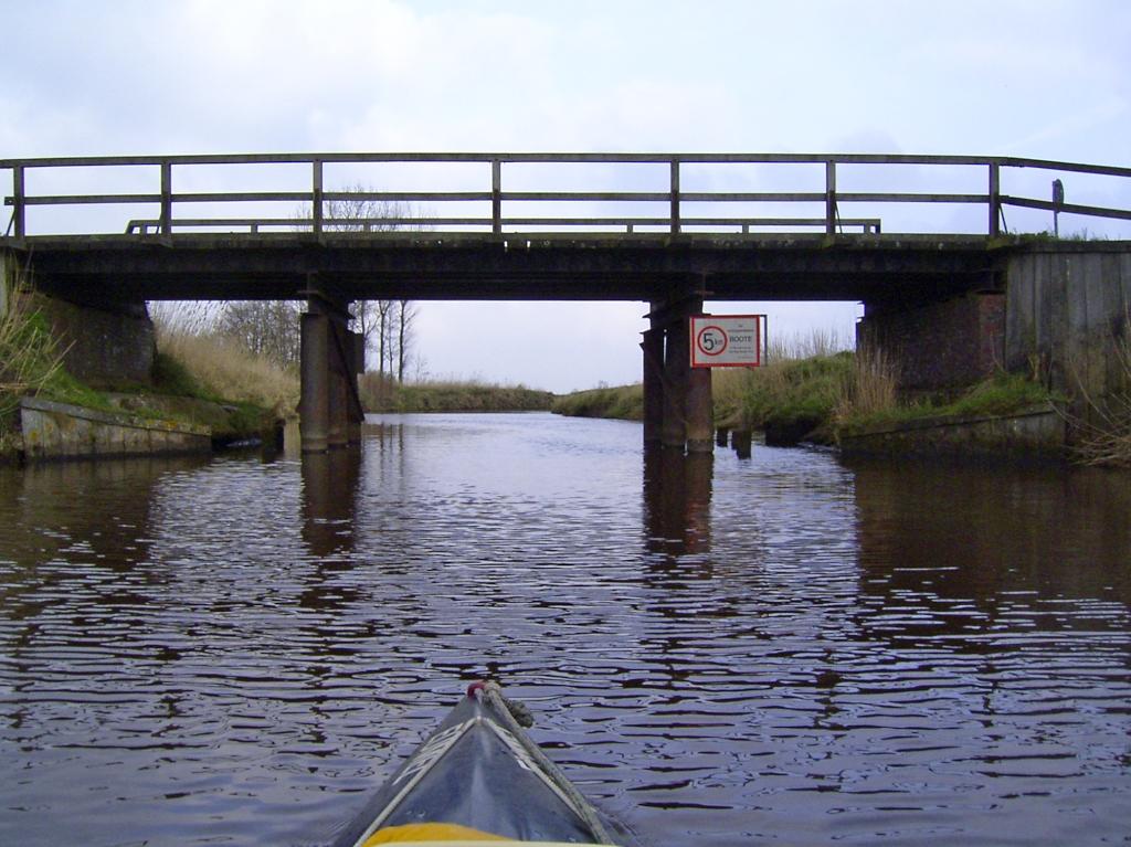 Brücke hinter Hogelücht