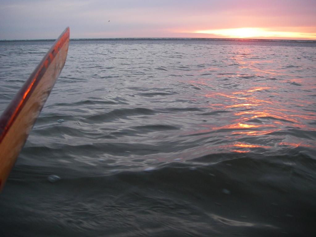 6:58 Uhr: die Sonne geht auf!