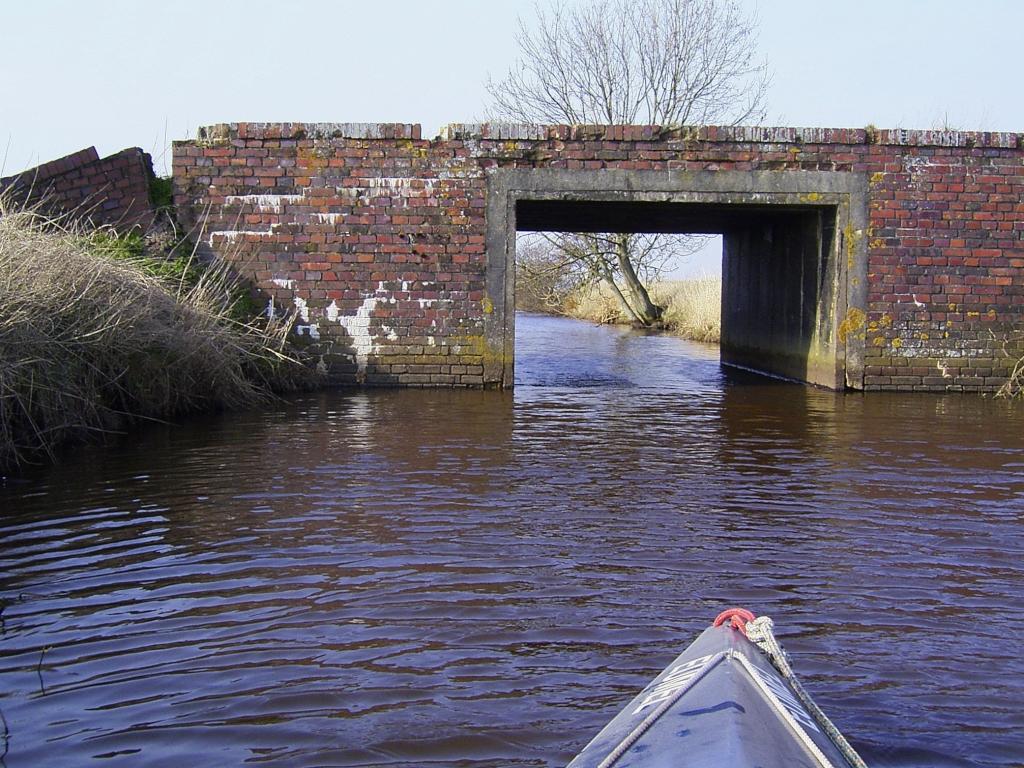 ...und noch mehr Brücken.