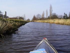 ...weiter auf dem Bollandswater