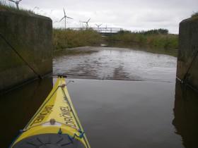 Wildwasser in Ostfriesland!