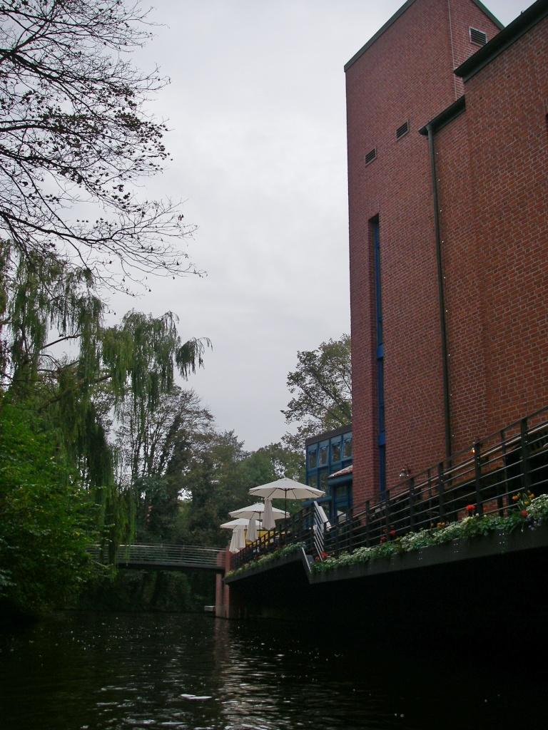 Die Kunsthalle.