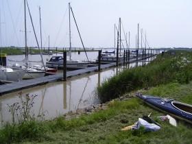 Hafen Oldersum