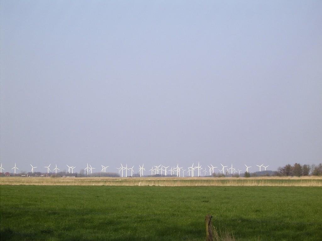 Windpark bei Utarp