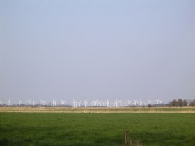 Windpark bei Utarp