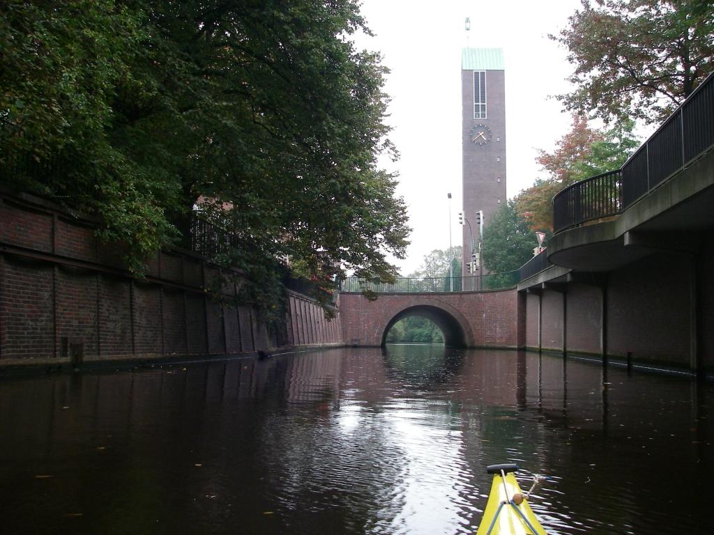 Emden - Stadtgraben