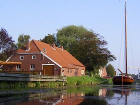Großefehn - Kanal
