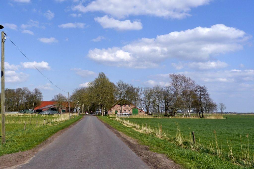 Ortseingang Barstede