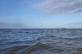 Blick auf Holland