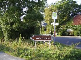 ..in der Nähe des Webmuseums