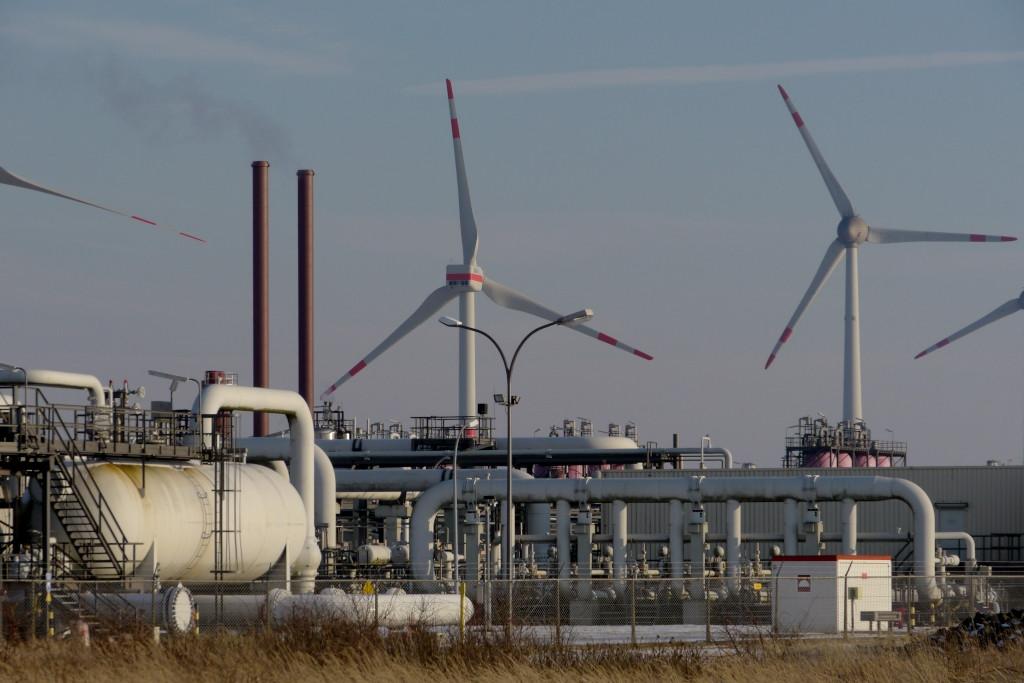 Alte und neue Energielieferanten