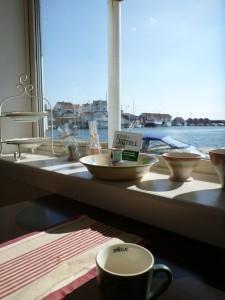 Cafe in Klädesholmen
