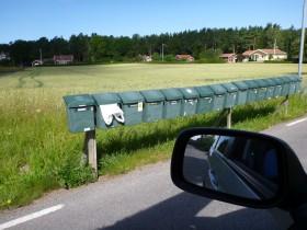 Traumberuf: Briefträger in Schweden