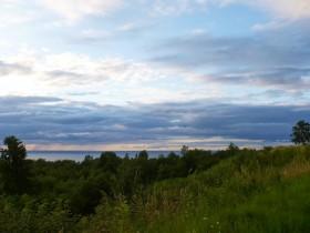 Blick nach Nordwesten
