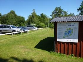 Wieder auf's Wasser: Ostseite Vänern