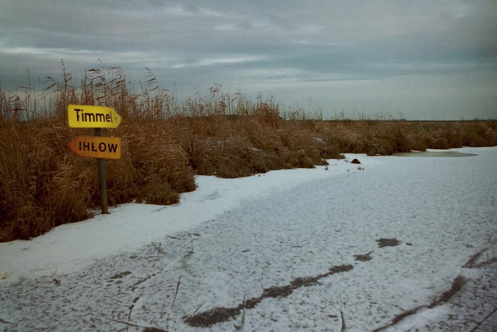 Fehntjer Tief im Winter