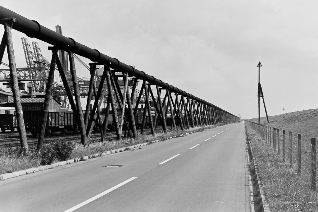 Seedeich Emden, ca. 1980