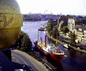 Blick auf den Delft