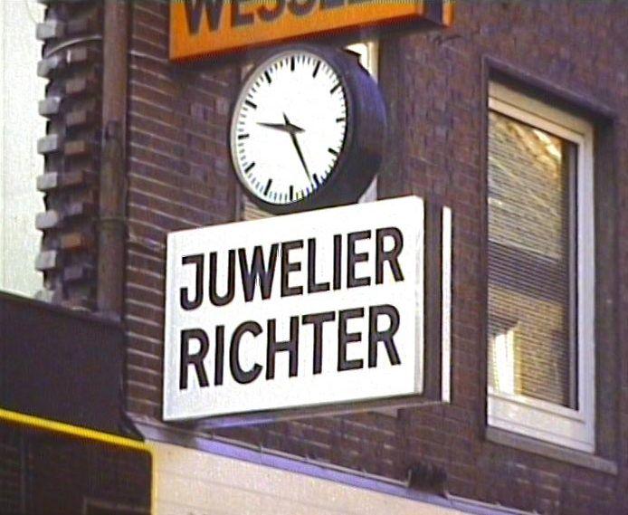 """Die """"Richter Passage"""""""