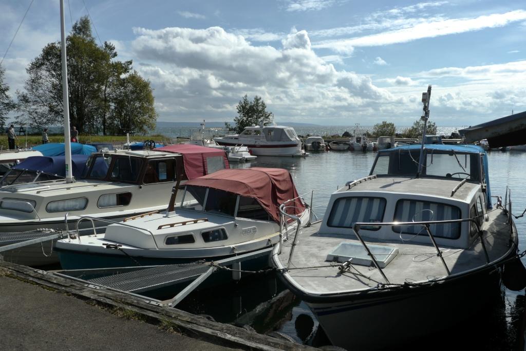 Hafen Brevik